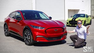 New Ford Mustang Mach-E Test Drive!  An EV for My Garage?
