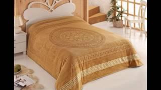 Махровые простыни(Покупайте постельное белье онлайн: выбор из 1500 комплектов от российских и европейских брендов в интернет..., 2016-05-19T11:51:46.000Z)