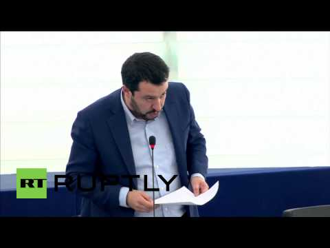 France: Lega Nord leader says Russia more democratic than EU