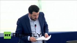 France: Lega Nord leader says Russia more democratic than EU