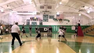 Jack Cole #13 Class of 2015 Bentley School vs Drake HS