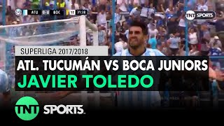 Video Gol Pertandingan Atletico Tucuman vs Boca Junior