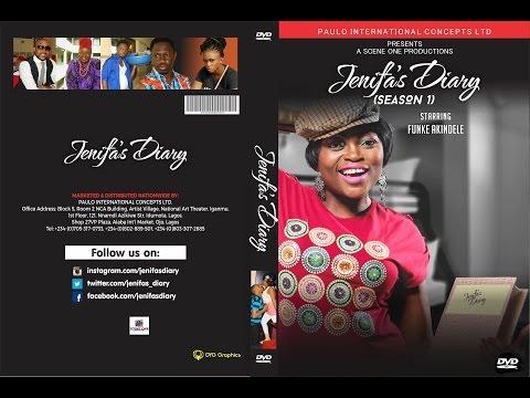 JENIFA'S DIARY SEASON 1 & 2 ON DVD