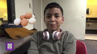 """Up Close & Personal with YFSF Kids: """"Which came first, the chicken or the egg?"""""""