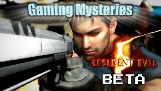 Gaming Mysteries: Resident Evil 5 Beta (PS3 / 360 / PC)