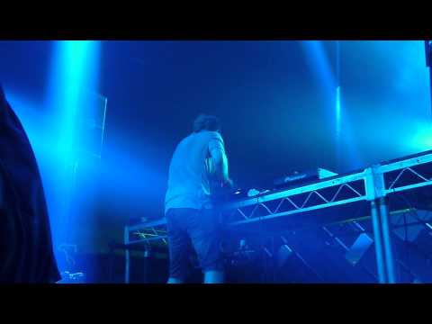 Rusko - California Love Remix  live at Tramps like us Day 2 9.2.12