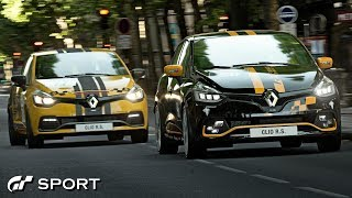 GT SPORT - Renault Clio RS (