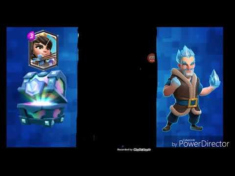 Clash Royal + mí primer video