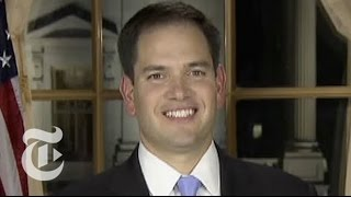 Marco Rubio 2013 State of the Union GOP Response (Spanish Version)
