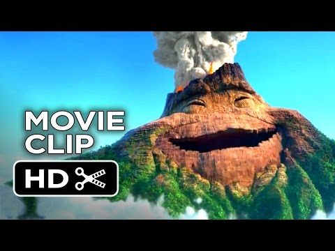 Random Movie Pick - Lava CLIP - I Have A Dream (2015) - Pixar Animated Short HD YouTube Trailer