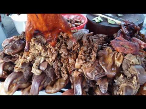 Market Food Tour - Local Market Food Tour Compilation #2