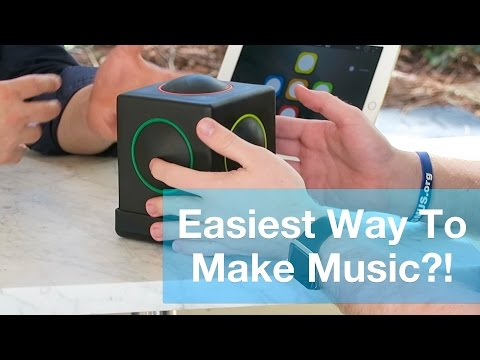 This Instrument is Making Music Accessible!  Skoog w iPad