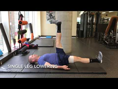 Golf Exercises to Improve Hip Flexibility