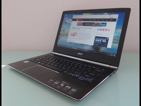 Acer Aspire S 13 ultrabook review