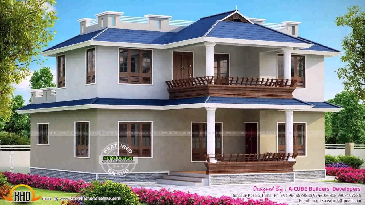 3 Bedroom House Plans In Kerala Model You