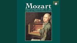 Piano Concerto No. 1 in F Major, K. 37: II. Andante