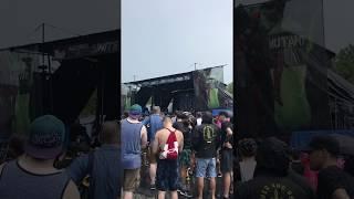 Rare footage of elton castee (warped tour 2018)