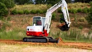 Takeuchi TB260 Tier 4 Final Compact Excavator Thumbnail