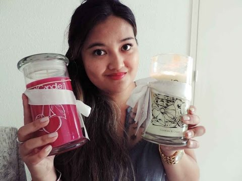 ❤ Revue : les bougies Jewel Candle ❤