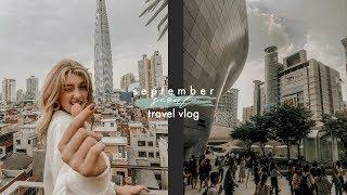 MY SEOUL, KOREA TRIP// september vlog