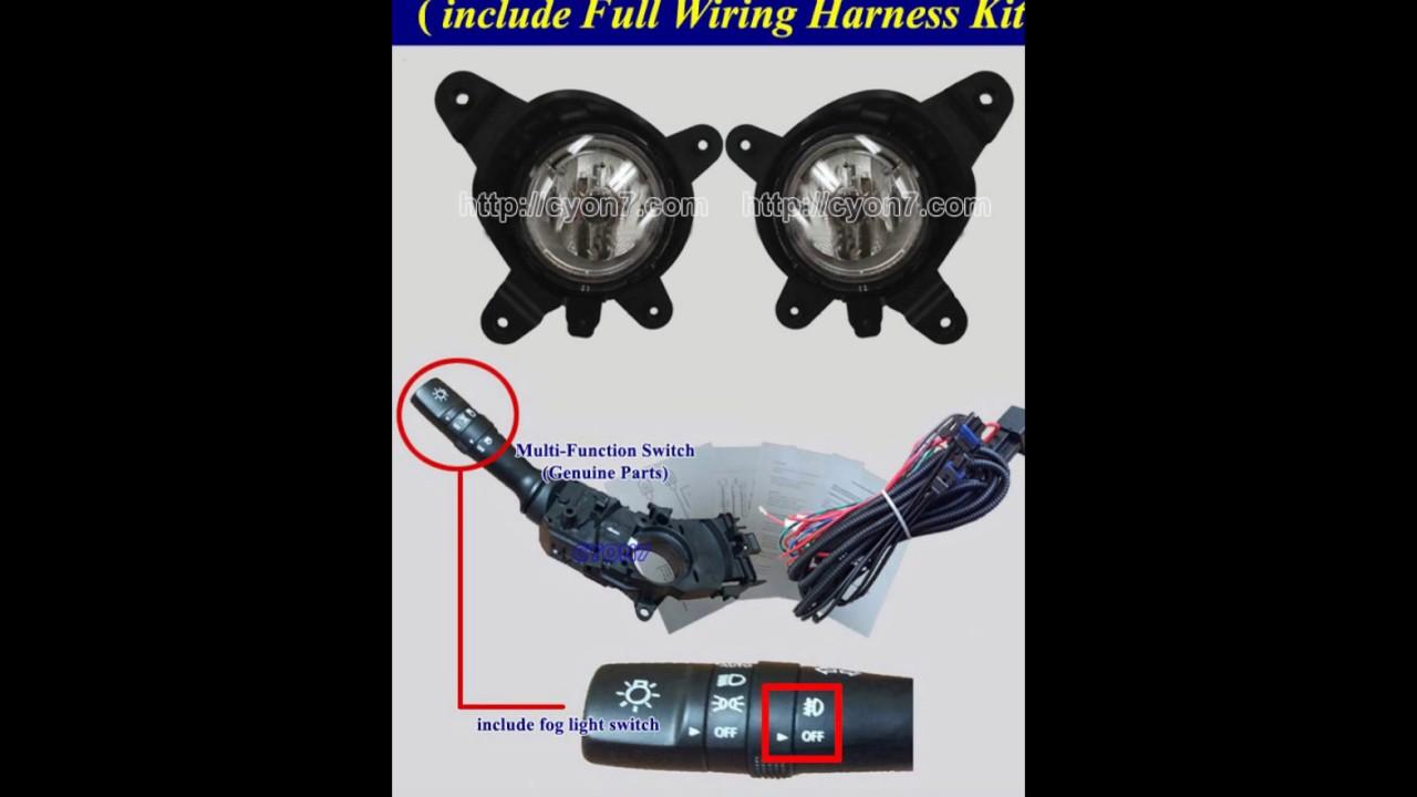 Kia Spectra Wiring Harness