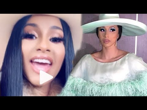 Cardi B runs HOURS LATE to meet her fans at Beautycon but she PLANS TO MAKE IT UP WITH GIFTS Mp3
