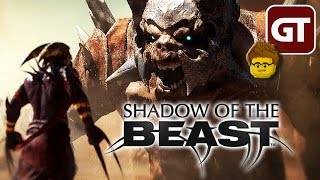 Thumbnail für Ich bin der Predator | SHADOW OF THE BEAST bei »Hey Fritz, spiel mal...« | Gameplay | PS4 | German