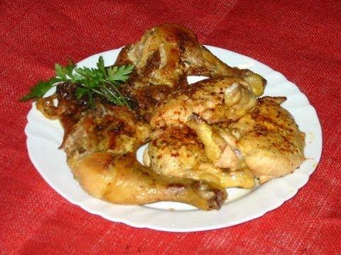 Receta pollo al horno youtube - Receta bogavante al horno ...