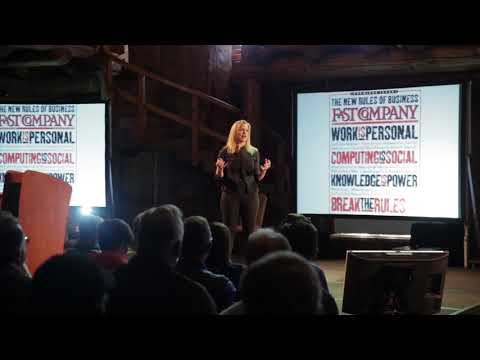 Polly LaBarre | Leadership is Not About Your Job Title