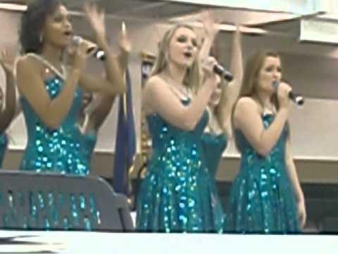 ?? Kiwanis Christmas Party 12-19-12 Carolina Forest High School Show Choir 4