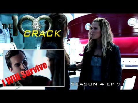 THE 100 CRACK 4X07 || HUMOR