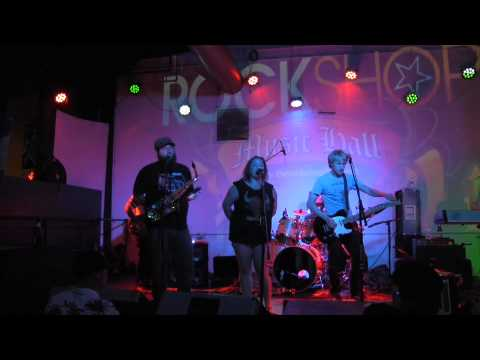 Community Center performs during Fayetteville ART Attack @ The Rock Shop on July 15th,  2015