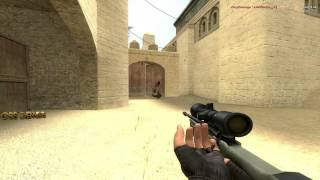 AWP 360° Noscope by edelWeiss [New CS:S | Demo FREE]
