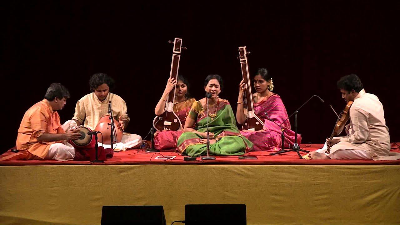Bombay Jayashri in Sydney Opera House - Mamava Meenakshi
