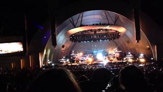 M83's Outro, Live at the Hollywood Bowl