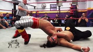 [Free Match] Kai Katana vs. Colossal Mike Law | Beyond Wrestling (Cruiserweight Classic, 205 Live)