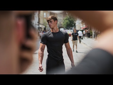 London Photo Shoot | Gymshark Pop-Up Shop