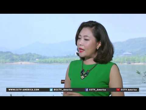 CCTV America special coverage of the G20 in Hangzhou