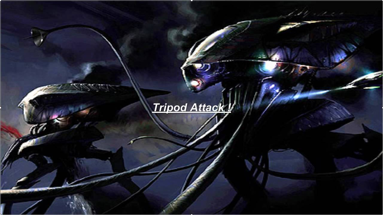 Tripod Attack ! (Dubstep) - YouTube