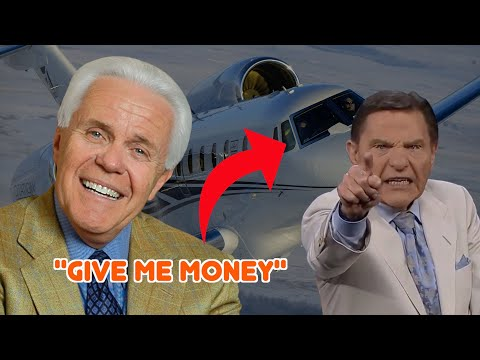These Charlatans Need $65 MILLION For A Private Jet