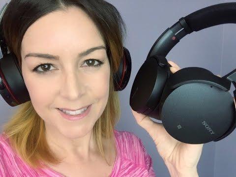 Sony mdr-xb950b1/b extra bass over ear wireless headphones