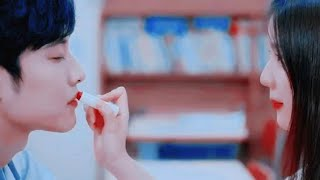 New Korean Mix Hindi Song 😘 Love Triangle 🙃 magical love story 💗 korean drama hindi ❤ Kore Klip