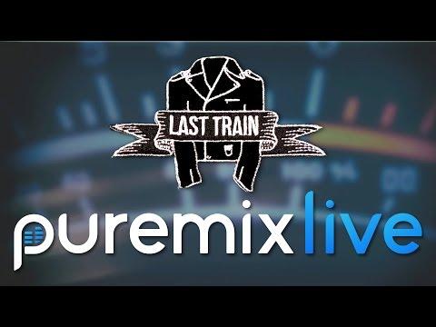pureMix Live [BETA] - Last Train LIVE Concert @ Flux Studios NYC