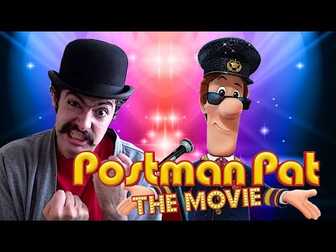 Postman Pat: The Movie (review)