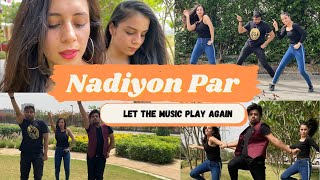 Nadiyon paar (let the music play)- Roohi | Janhvi | Sachin-jigar | Rashmeet, Shamur, IP Singh