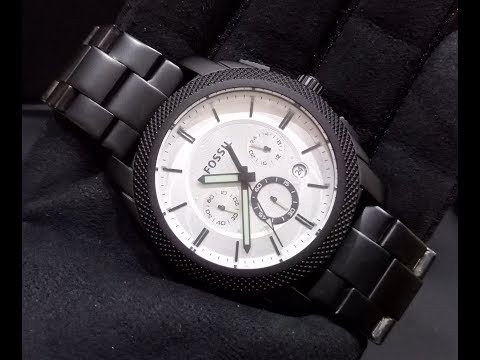 Fossil Watches | Fossil Black Watches For Men | Original Fossil Watches Year 2020