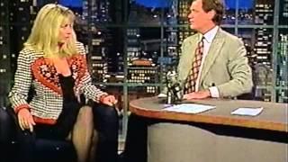 Vintage Letterman - Teri Garr