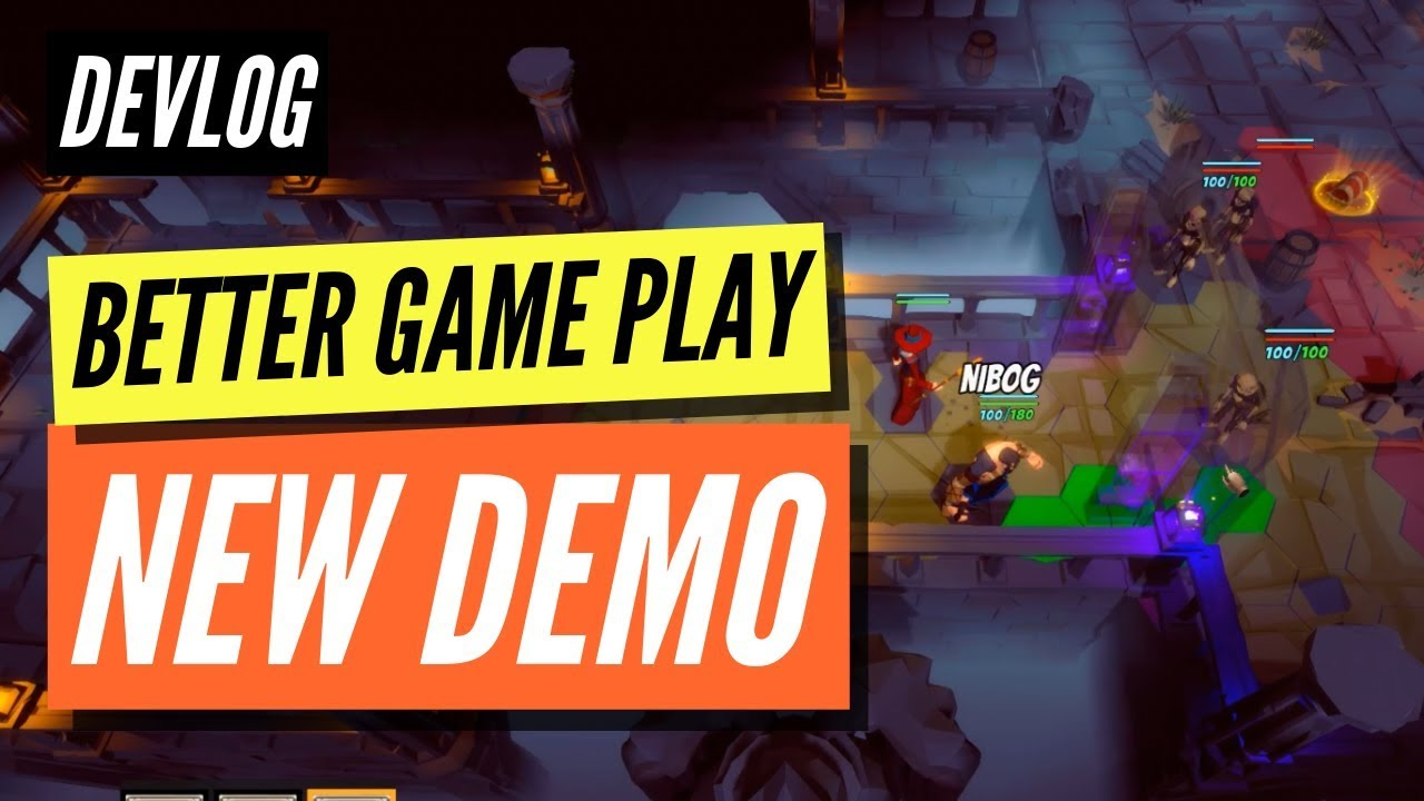Unity Strategy Game | How To Improve Game Play | Turn Based | Devlog