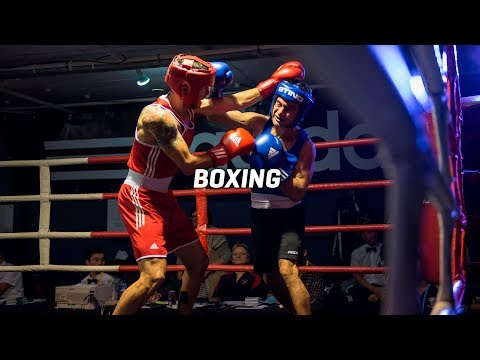 2018 Pan Pacific Masters Games | Boxing