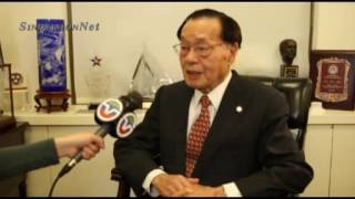 Dr. James S.C. Chao on His Pride for His Daughter's Nomination to be the Secretary of Transportation